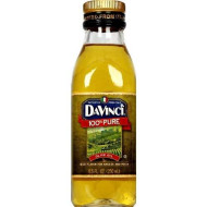 Davinci, Oil Olive Pure 100%, 8.5 Oz, (Pack Of 12)