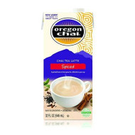 Oregon Chai, Mix Chai Spiced Cncntrt, 32 Fo, (Pack Of 6)