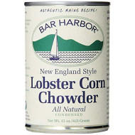 Bar Harbor, Soup Chwdr Lbstr & Corn, 15 Oz, (Pack Of 6)