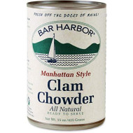Bar Harbor, Soup Chwdr Mnhttn Clam, 15 Oz, (Pack Of 6)