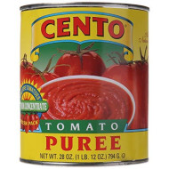 Cento, Tomato Puree, 28 Oz, (Pack Of 12)