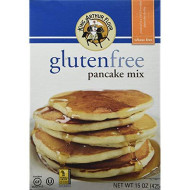 King Arthur, Mix Pancake Gf, 15 Oz, (Pack Of 6)