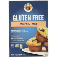 King Arthur, Mix Muffin Gf, 16 Oz, (Pack Of 6)