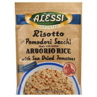 Alessi, Risotto Pomodor, 8 Oz, (Pack Of 6)