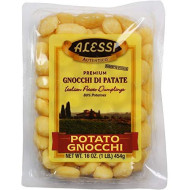 Alessi, Gnocchi, 16 Oz, (Pack Of 12)