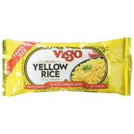 Vigo, Rice Yellow, 16 Oz, (Pack Of 12)