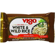 Vigo, Rice Dnnr Wht Wld Herb, 8 Oz, (Pack Of 12)