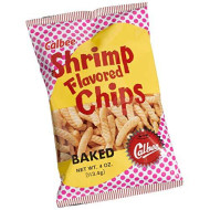 Calbee, Chip Shrimp, 4 Oz, (Pack Of 12)