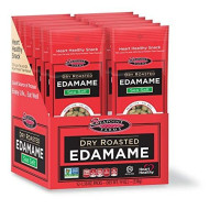Sea Point Farms, Edamame Dry Rstd Lghtly S, 1.58 Oz, (Pack Of 12)
