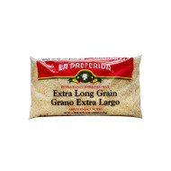La Preferida, Rice Long Grain Poly, 5 Lb, (Pack Of 6)