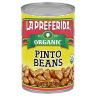 La Preferida, Bean Pinto Org, 15 Oz, (Pack Of 12)