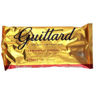 Guittard, Choc Chip Semi Swt, 12 Oz, (Pack Of 12)