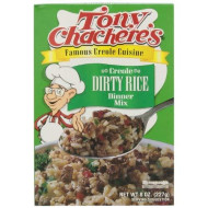 Tony Chacheres, Rice Dnr Dirty Rice, 8 Oz, (Pack Of 12)