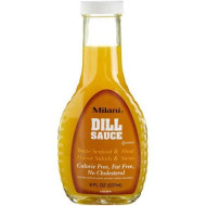 Milani, Sauce Dill, 8 Oz, (Pack Of 6)