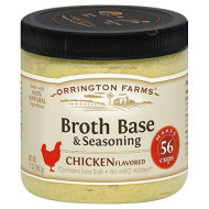 Orrington Farms, Base Grnlr Chkn, 12 Oz, (Pack Of 6)