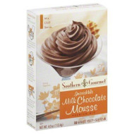 Southern Gourmet, Mix Mousse Milk Choc, 4 Oz, (Pack Of 6)