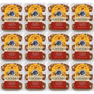 Almondina, Cookie Biscuit Gingerspice, 4 Oz, (Pack Of 12)