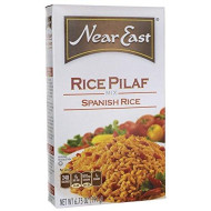 Near East, Rice Mix Pilaf Spanish, 6.75 Oz, (Pack Of 12)