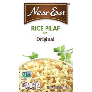 Near East, Rice Mix Pilaf Orgnl, 6.09 Oz, (Pack Of 12)