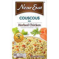Near East, Couscous Hrb Chckn, 5.7 Oz, (Pack Of 12)