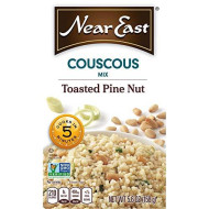 Near East, Couscous Pine Nut, 5.6 Oz, (Pack Of 12)