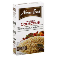 Near East, Couscous Prld Rstd Grlc&O, 4.7 Oz, (Pack Of 12)