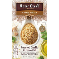 Near East, Couscous Whlgrn Rstd Grlc, 5.8 Oz, (Pack Of 12)