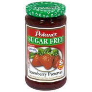 Polaner, Preserve Sf Strawberry, 13.5 Oz, (Pack Of 12)