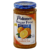 Polaner, Marmalade Sf Orange, 13.5 Oz, (Pack Of 12)