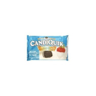 Log House, Candiquick Coating Vani, 16 Oz, (Pack Of 12)