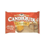 Log House, Candiquick Coating Choc, 16 Oz, (Pack Of 12)