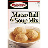 Manischewitz, Mix Matzo Ball Soup, 4.5 Oz, (Pack Of 12)