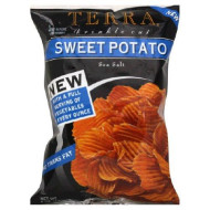 Terra Chips, Chip Swt Pto Sea Salt, 6 Oz, (Pack Of 12)