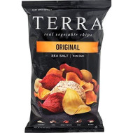 Terra Chips, Chip Exot Veggie Orgnl, 5 Oz, (Pack Of 12)