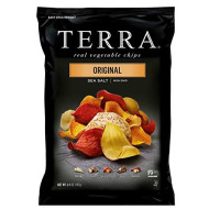 Terra Chips, Chip Exot Veg Orgnl, 6.8 Oz, (Pack Of 12)