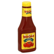 Red Gold, Ketchup Tno Sqz, 14 Oz, (Pack Of 24)