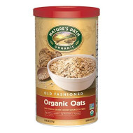 Country Choice, Oatmeal Old Fashioned Org, 18 Oz, (Pack Of 6)