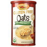 Country Choice, Oats Gf Steel Cut Org, 30 Oz, (Pack Of 6)