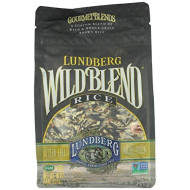 Lundberg, Rice Brwn Wild Blend Gf, 16 Oz, (Pack Of 6)