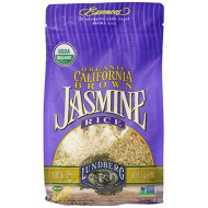 Lundberg, Rice Brwn Jasmine Org, 32 Oz, (Pack Of 6)