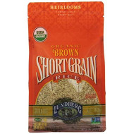 Lundberg, Rice Brwn Short Org Gf, 32 Oz, (Pack Of 6)
