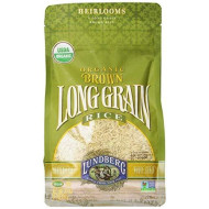 Lundberg, Rice Brwn Long Org Gf, 32 Oz, (Pack Of 6)