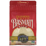 Lundberg, Rice Whte Basmati Gf, 32 Oz, (Pack Of 6)