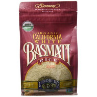 Lundberg, Rice Whte Basmati Ca Org Gf, 32 Oz, (Pack Of 6)
