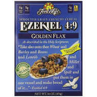 Food For Life, Cereal Ezkl Golden Flax O, 16 Oz, (Pack Of 6)