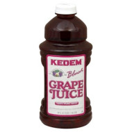 Kedem, Juice Grape Blush, 64 Oz, (Pack Of 8)