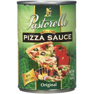 Pastorelli, Sauce Pizza, 15 Oz, (Pack Of 12)