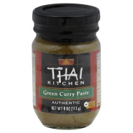 Thai Kitchen, Paste Curry Green, 4 Oz, (Pack Of 12)