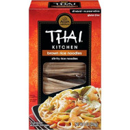 Thai Kitchen, Noodle Rice Brown, 8 Oz, (Pack Of 6)