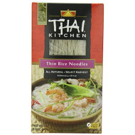 Thai Kitchen, Noodle Rice Thin, 8.8 Oz, (Pack Of 12)